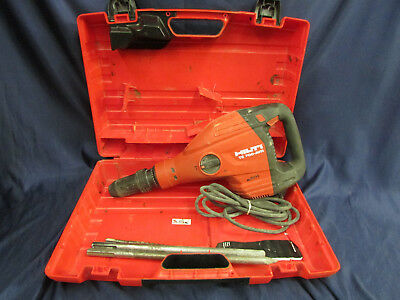 Hilti TE 700-AVR Electric Corded Demolition Hammer Breaker W/Case