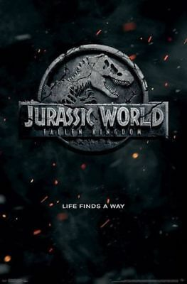 JURASSIC WORLD 2 - MOVIE POSTERS - BRAND NEW - 22x34 INCHES