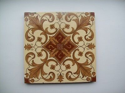 Antique Victorian Tile.