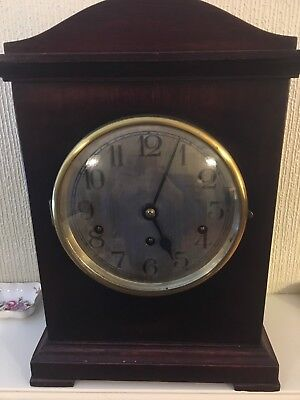Stunning Mahogany Cased Westminster Chimes Clock