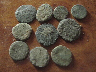 Ancient roman coins lot 47