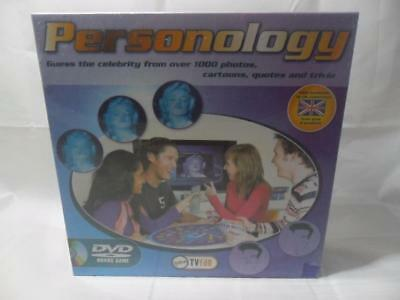 Personology DVD Board Game New and Sealed