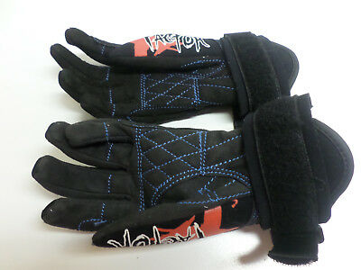 Boy's X Factor HD Polyurethane & Neoprene Gloves Sports Size M