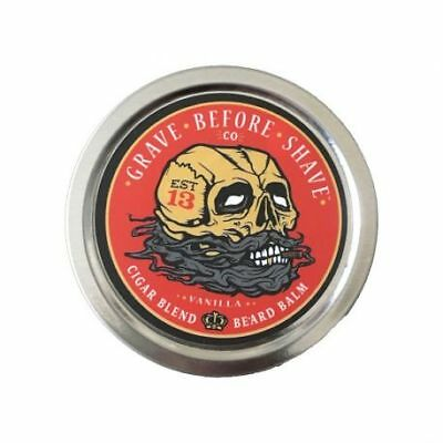 Baume Pour Barbe Cigar Blend Grave Before Shave