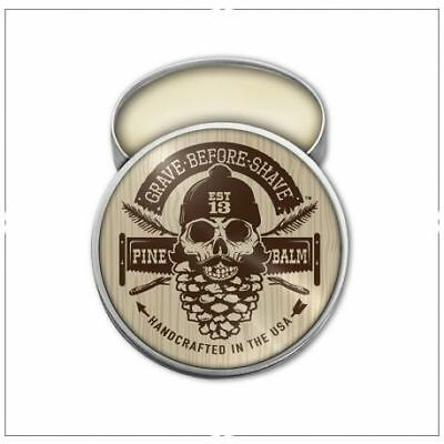 Baume Pour Barbe Pine Scent Grave Before Shave