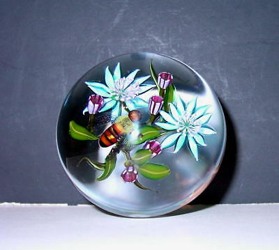 Ken Rosenfeld Paperweight From The Bees Series