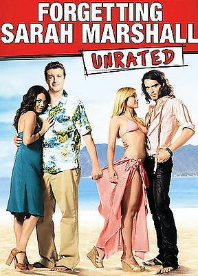 Forgetting Sarah Marshall (DVD, 2008, Widescreen)