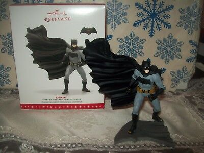 Hallmark Batman 2016 Christmas Keepsake Ornaments Batman Vs Superman