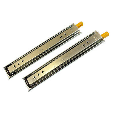 IRS 125kg Drawer Slides Locking - Lengths: 300mm to 1000mm, 4WD, 4x4