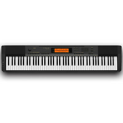 CASIO CDP230 Portable Digital Piano 88 Weighted Keys w/adaptor & pedal BEST DEAL