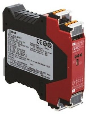 Idec HR2S-301P HR2S 24 V dc Safety Relay 3 Safety Contact 1 Auxilary Contact