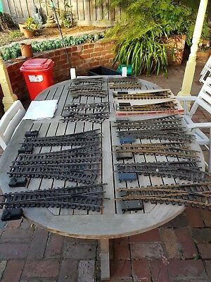 Mix of New and Used Model Train Track - G-Scale/ G Scale
