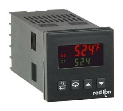 Red Lion RPM12JD T16 Panel Mount PID Temperature Controller, 49.5 x 49.5mm