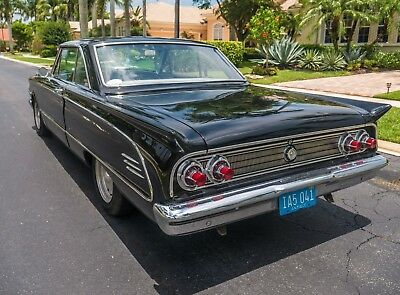 1963 Mercury Comet Perfect Mercury Comet 289 Mustang Engine, Double Carburetor, Customized.