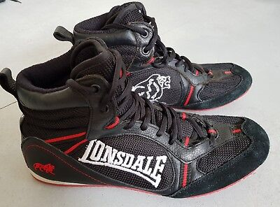 lonsdale boxing boots  Gym Trainers