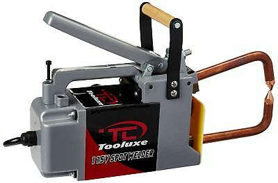 Tooluxe 10915L Professional 115 V Electric Spot Welder, 1/8""