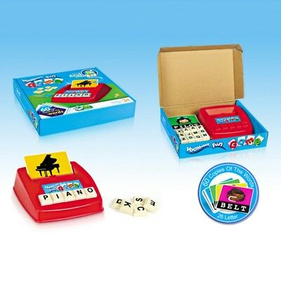 Kids Baby English Spelling Alphabet Letter Game Early Learning Educational Toy