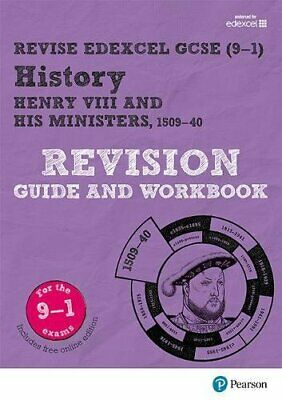 Revise Edexcel GCSE (9-1) History Henry VIII Revision Guid... by Dowse, Mr Brian