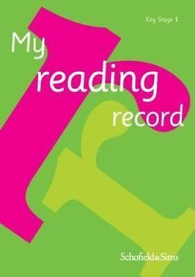 My Reading Record for Key Stage 1 by Katy Flint 9780721711188 (Paperback, 2007)