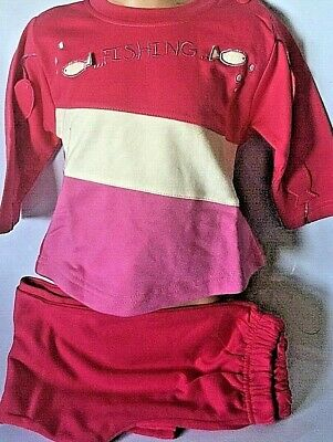 Trousers and Top set for girl age 2 (new) 198