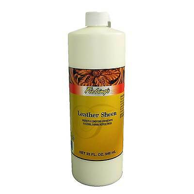Fiebing's Liquid Leather Sheen 32 fl. oz. Leather Finish