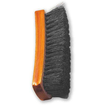 Shine Brush - Horsehair - Natural Brown