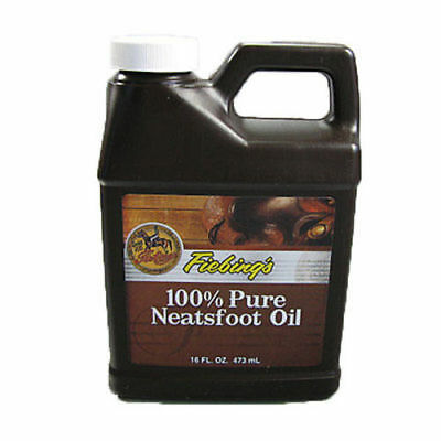 Fiebing's 100% Pure Neatsfoot Oil 16 oz