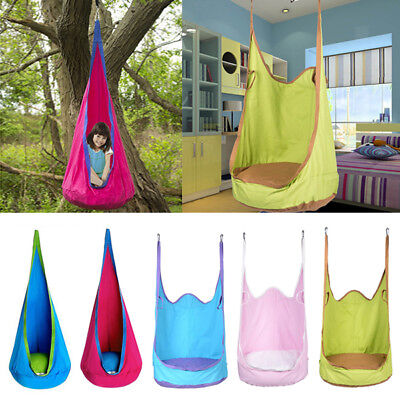 Garden & Patio Furniture Hanging Hammock Chair Swing Seat Toy Summer Outdoor Fun