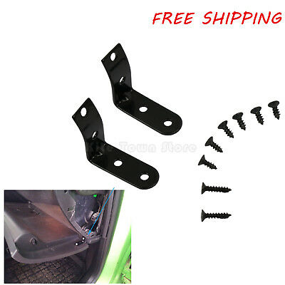 Glove Box Lid Hinge Snapped Repair Kit for Audi A4 S4 RS4 B6 8E 2002-2008 US