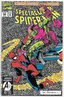 Marvel Comics THE SPECTACULAR SPIDER-MAN #200 first printing