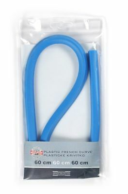 KOH-I-NOOR FRENCH CURVE Flexible plastic in a choice of convenient sizes