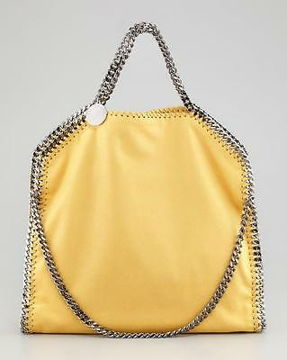 89b8d75a86dd STELLA MCCARTNEY FALABELLA Triple Chain Tote Shoulder Bag Clutch New ...