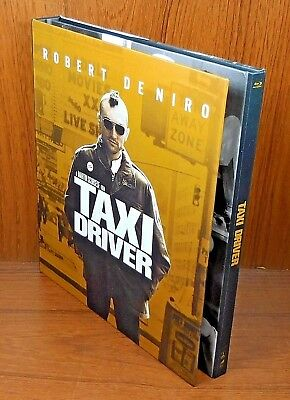 Taxi Driver - 1976 DigiPack (Blu Ray, 2011) w/ Photo Cards