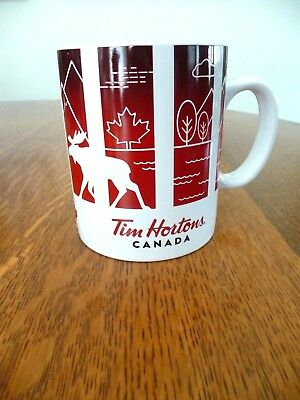 Tim Horton's 2016 Travelers Collection Canada Mug
