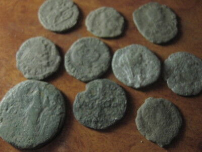 Ancient roman coins lot 31