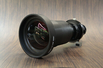 """Christie 104-116101 1.2:1 0.94"""" Fixed Short Throw Lens For 3 Chip Dlp Projector"""