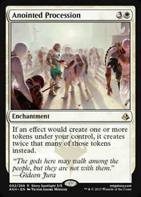 Anointed Procession - MTG Amonkhet - NEW