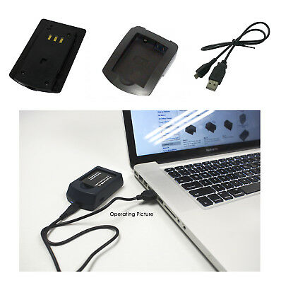 Battery Charger for CANON LC-E8E LC E8E EOS 550D EOS Kiss X4
