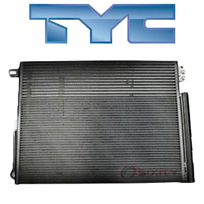 TYC 3893 A/C Condenser Assembly for Jeep Grand Cherokee 2011-2015 Models