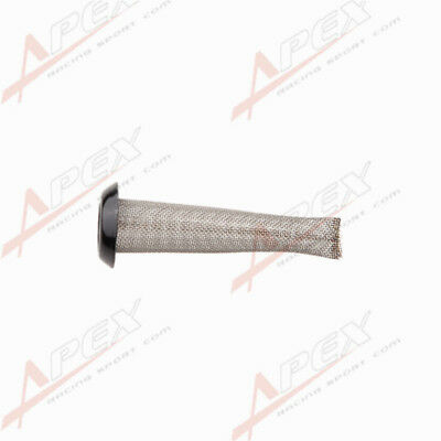 AN6 AN8 AN10 AN20 250 Micron 37 Degree Stainless Steel An Flare Filter Fuel Oil