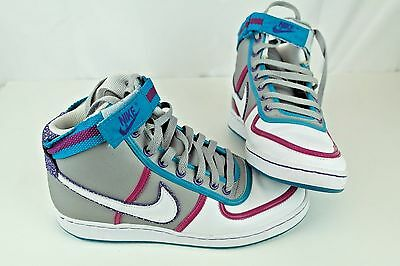 Women's NIKE VANDAL High {315057 012} Sneakers Shoes Size 8