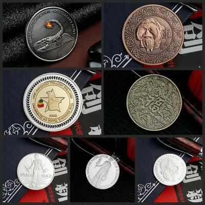 Olympic Berlin Animal Coins Commemorative Collection 13 Styles 2018 PRO
