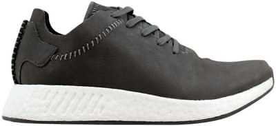 fada324a4 Adidas WH NMD R2 Ash Ash-Off White Wings And Horns Leather BB3117 Men s
