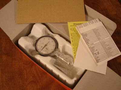 "Mitutoyo Dial Indicator .001"" brand new NOS never opened 2416S"