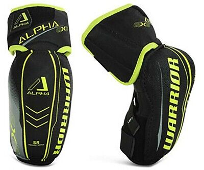 Warrior Alpha QX 3 Ellenbogenschoner Junior