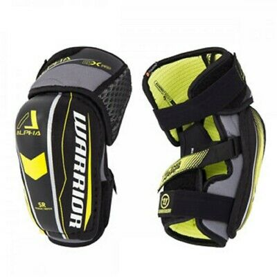 Warrior Alpha QX Pro Ellenbogenschoner Senior
