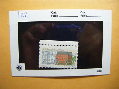 8715 Canada MNH Stamp Packs #1122 Error Mis-Perforation