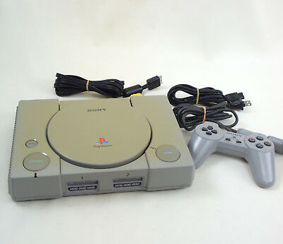 PS Console System SCPH-3500 Ref/A8249101 SONY Playstation Tested Made in JAPAN