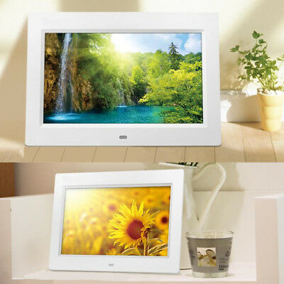 10.1'' LCD HD Electronic Digital Photo Frame Picture MP4 Player Birthday Gift