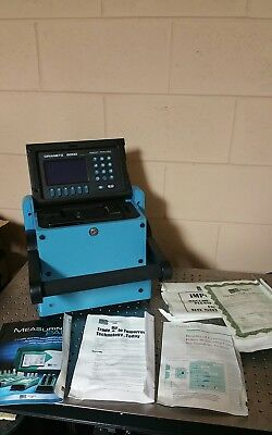 Dranetz Energy Analyzer 8000 With Four CT150 Probes And Three Test Leads